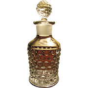 Beautiful Old Thousand Eye Glass Perfume Bottle