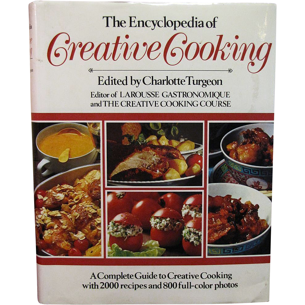 The encyclopedia of creative cooking 1 for chef 39 s from for The new encyclopedia of home designs