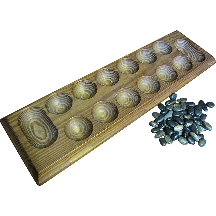 Light aircraft game counters wood