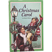 1979, A Christmas Carol by Charles Dickens, Weekly Reader Books