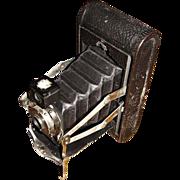 1908, Kodak No.1A Folding Pocket Kodak Automatic Camera