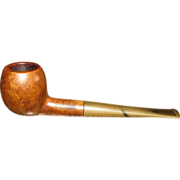 Vintage Bertram Washington D.C. Straight Briar Estate Pipe #25