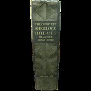 1930, The Complete Sherlock Holmes by Sir Arthur Conan Doyle