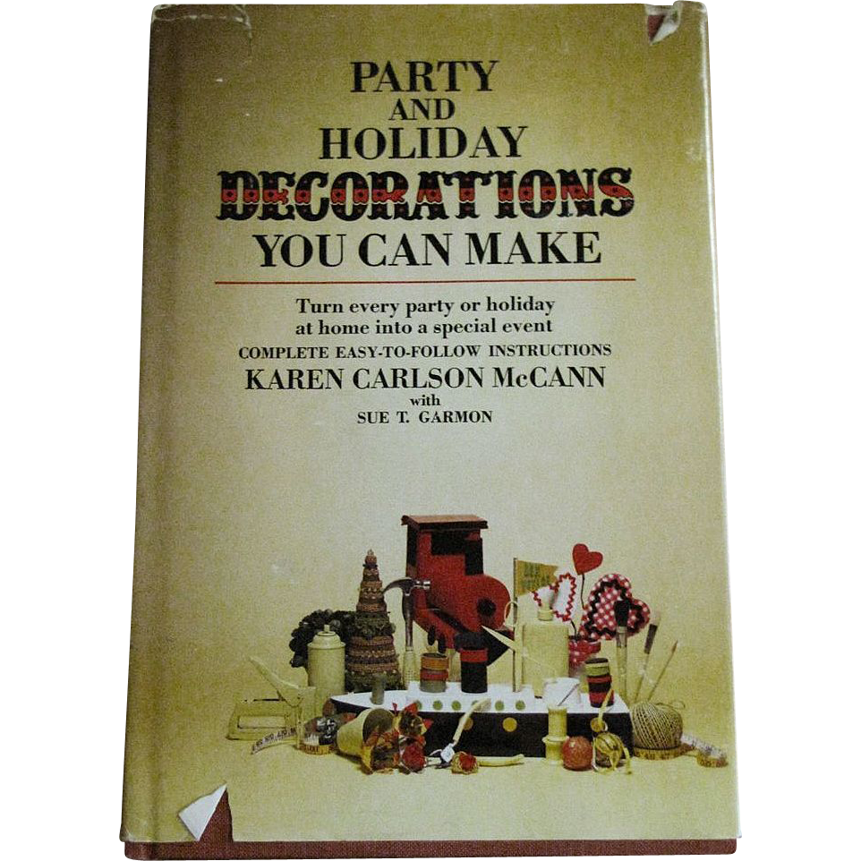 Party And Holiday Decorations You Can Make By Karen
