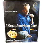 Harris, S.O. - A Great American Cook by Renowned Chef Jonathan Waxman