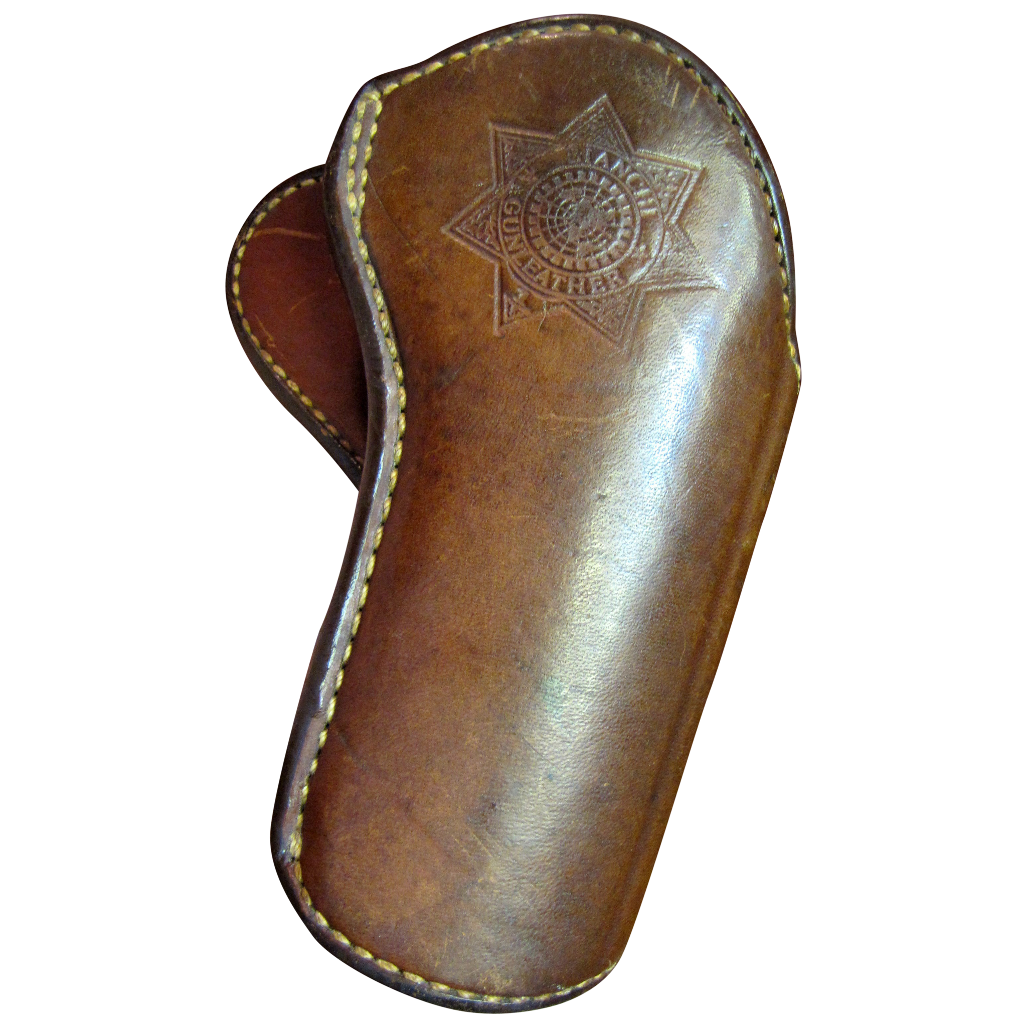 bianchi leather belt holster chapman hi ride 50 for a