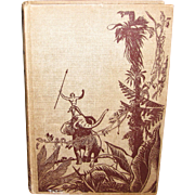1915, The Return of Tarzan by Edgar Rice Burroughs, First Edition Near Mint!
