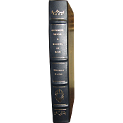 Common Sense & Rights of Man by Thomas Paine, Leather Bound, Like New