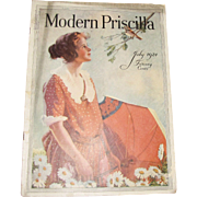 Modern Priscilla Magazine, July 1924