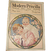 Modern Priscilla Magazine, May 1924
