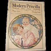 Modern Priscilla Magazine, May 1924