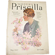 Modern Priscilla Magazine, May 1927