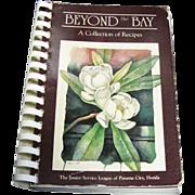 1985 Junior League of Panama City FL Cookbook,  1st printing