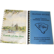 Catch-of-the-Day Southern Seafood Secrets & Seafood Recipes by South Carolina Shrimpers Association