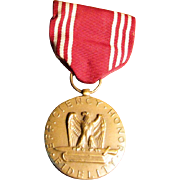WWII US Army Good Conduct Medal