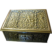 Antique Erhard & Söhne Renaissance Revival Bronze Box