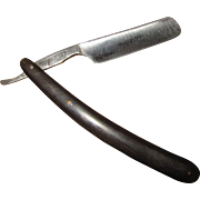 Vintage German Paja Straight Razor