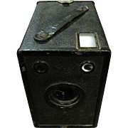 1930's, Box Camera D-6 Cadet, AGFA Corp.