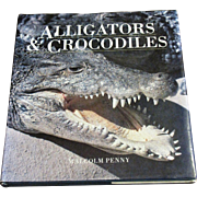 Harris June, Alligators and Crocodiles by Malcolm Penny (HBDJ)