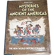 Mysteries of the Ancient Americas, Gardner, Joseph L., Ed., Like New