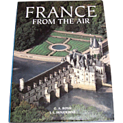 """France from the Air"" by Rossi & Houdebine - Beautiful, Like New HCDJ"