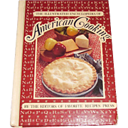 Harris, Current - The Illustrated Encyclopedia of American Cooking by the Editors of Favorite Recipes Press