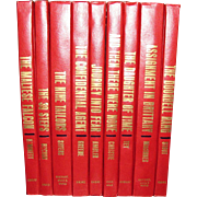 Circa 1969, A Rare Set of 9 Classic Thriller / Mystery Stories in Like New Condition
