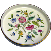 Minton Haddon Hall Bone China Bottle Coaster