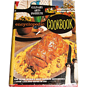 Culinary Arts Institute Encyclopedic Cookbook CAI-Ruth Berolzheimer-HCDJ