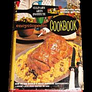 Culinary Arts Institute Encyclopedic Cookbook CAI-Ruth Berolzheimer-HCDJ