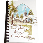 Harris, The Pastors Wives Cookbook (Memphis Tennessee)  by Sybil DuBose  (1978, Spiral)