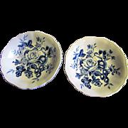 "Pair of J. & G. Meakin Gainsborough Pattern 6 1/2"" Bowls"
