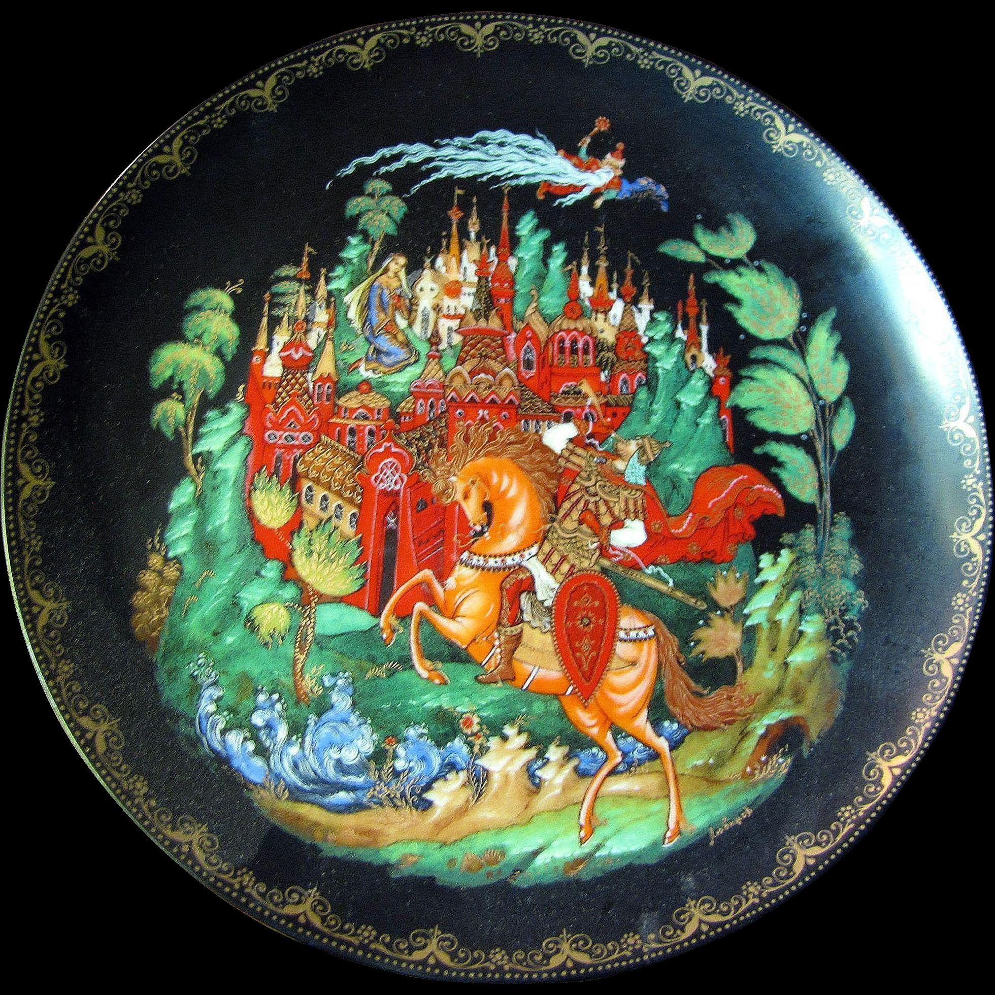 Russian Fairy Tale 80