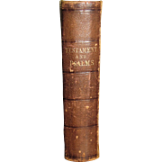 1860, The New Testament of our Lord and Saviour Jesus Christ, Translated out of the original Greek, and with the former translations diligently compared and revised