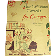 1944, Christmas Carols for Everyone Arranged by Richard Harding