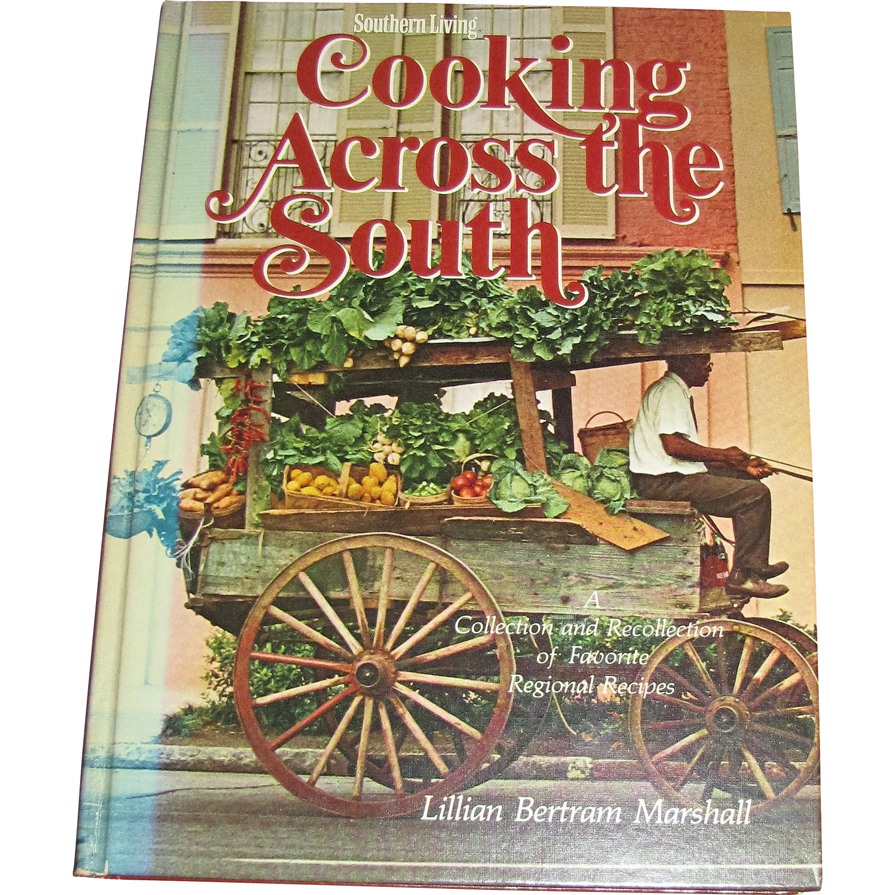 Vintage cooking across the south from southern living by Southern living change of address