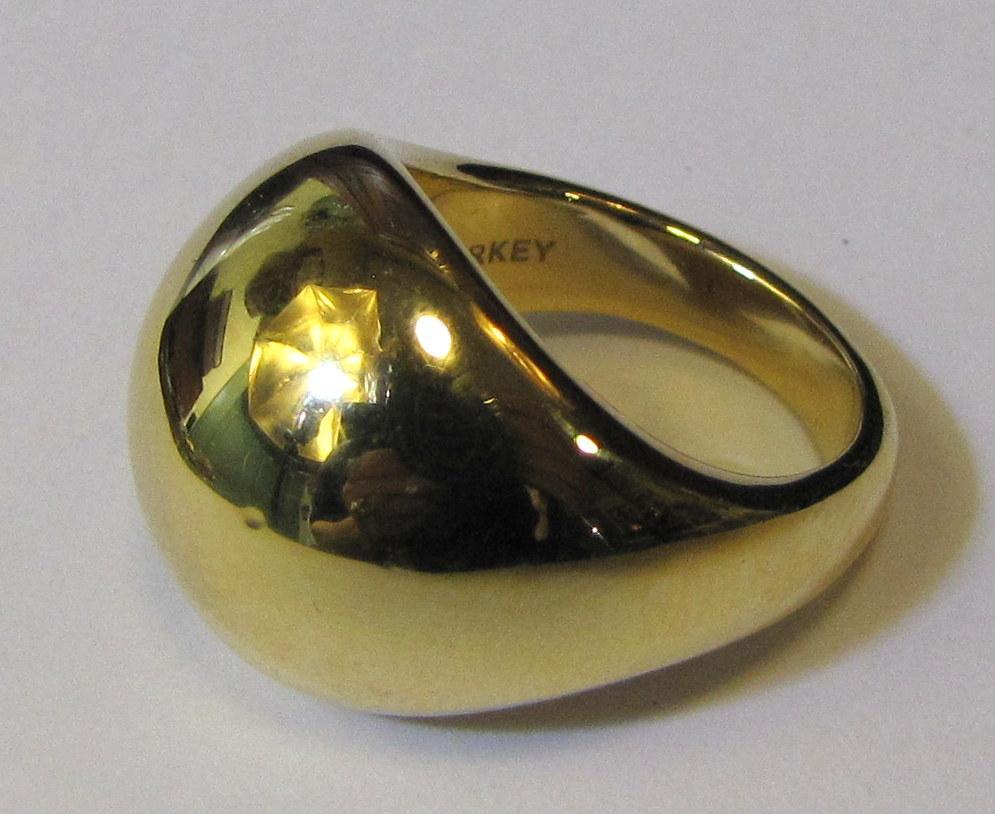 Rings Marked Ot K