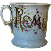 "Victorian Mug ""Remember Me"" Made in Germany, Nr Mint"