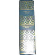 The Complete Tales of Washington Irving by Washington Irving, Faux Leather, Like New