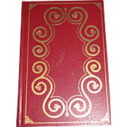 Crime and Punishment by Fyodor Dostoevsky, International Collectors Library 1953, Leather