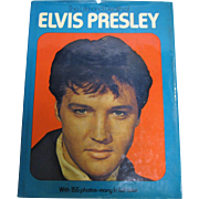 The Life And Death Of Elvis Presley, The King of Rock and Roll, (HBDJ) 1977, Near Mint