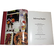 The Bon Appetit Dinner Party Cookbook, HC, Fine