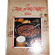 A Taste of the West - Cookbook by Coors, 1981, HC
