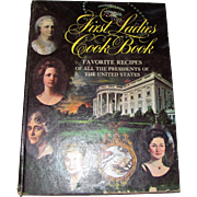 1966, The First Ladies Cook Book: Favorite Recipes of All the Presidents of the US, HC