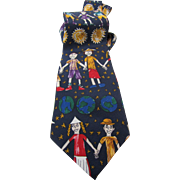 Pure Silk Save The Children's Fund Tie