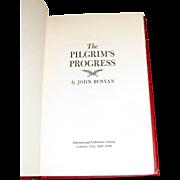 The Pilgrim's Progress by John Bunyan - International Collectors Library (HC), Like New