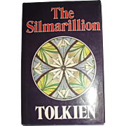 The Silmarillion by J R R Tolkien, 1st Edition, UK, c.1977, Near Mint