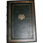 """Harris, Edna Ferber """"One Basket"""" Franklin Library Limited Edition, Leather Bound,  Pulitzer Prize Series"""