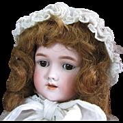 "Sweetest 24"" Handwerck 69 Antique Bisque Bebe Doll"