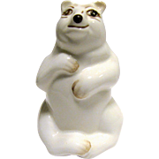 Coalport Bone China Figurine of a Polar Bear